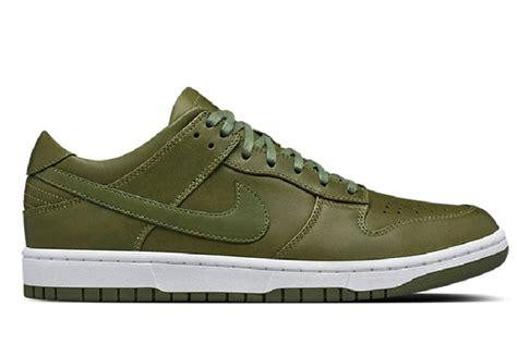 2016 Sneaker Nike M2m Sintetis Kulit nike dunk low goes green mave