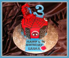 Golf Cake Decorations Specialty Spiderman Cake Leelalicious