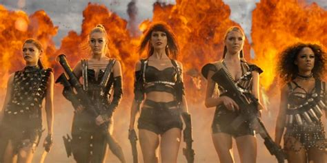 taylor swift bad blood costumes how to diy taylor swift s badass bad blood group costumes