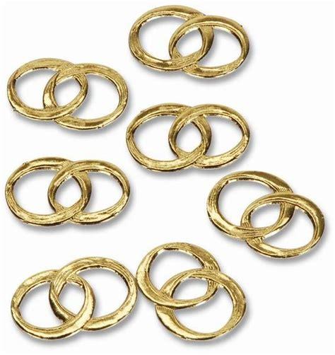 Eheringe Zum Basteln by Tischdeko Goldene Hochzeit Selber Machen