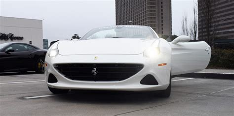 ferrari california 2016 first drive photos video 2016 ferrari california t