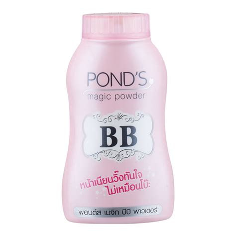 Ponds Bb Magic Powder Original From Thailand Ponds Bedak Original ponds magic powder pink and bb 11street malaysia powder