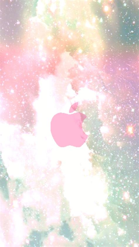 wallpaper pink pastel iphone 5 apple image 1661224 by taraa on favim com