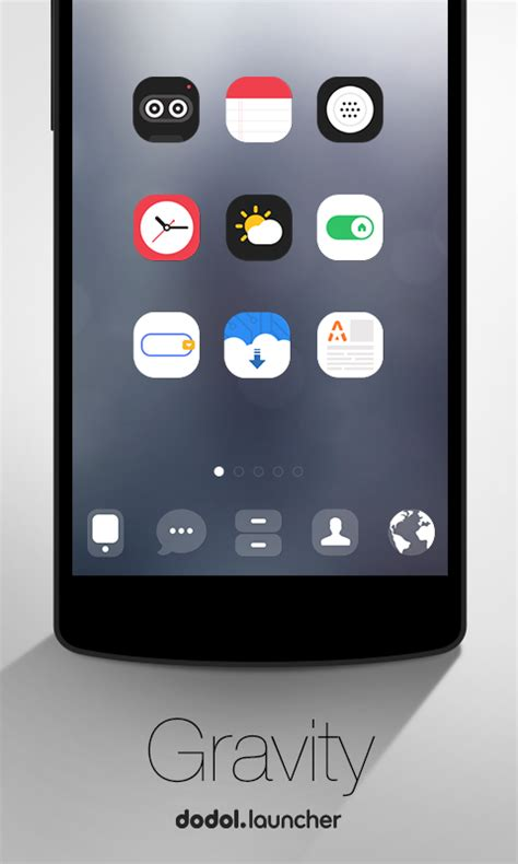 dodol launcher free dodol launcher android apps on play