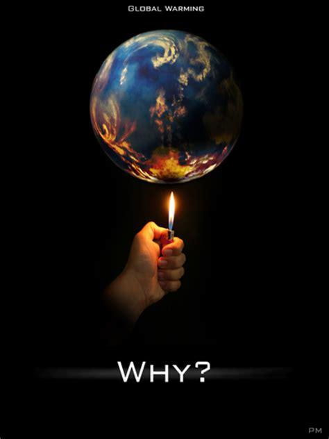 cara membuat poster global warming 15 contoh gambar desain poster lingkungan quot global warming