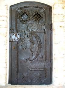 vintage brown wood door texture free textures