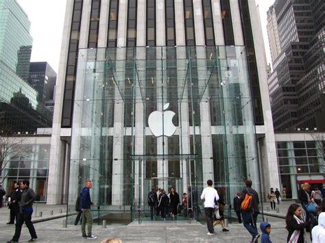 uffici apple midtown manhattan new york city