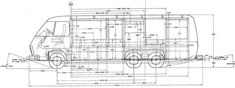 gmc motorhome floor plans 23 gmc motorhome floor plan
