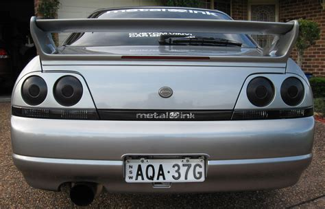 Smoked Lights Illegal by R34 Smoked Lights Cosmetic Styling
