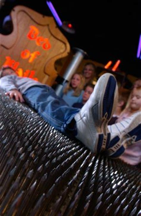 bed of nails nyc bed of nails picture of wonderworks syracuse tripadvisor