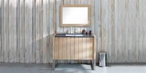 meubles de salle de bains nordique line espace