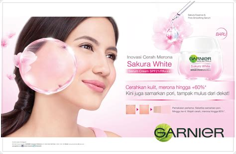Produk Serum Garnier review garnier white pinkish radiance smooth
