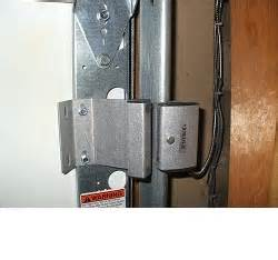 Overhead Door Contact Alarm System Electrician Talk Professional Electrical Contractors Forum