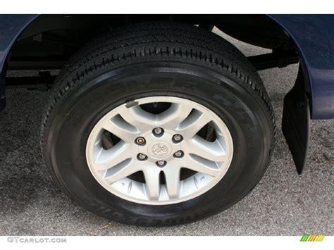 2005 Toyota Tundra Rims 2005 Toyota Tundra Limited Cab 4x4 Wheel Photo