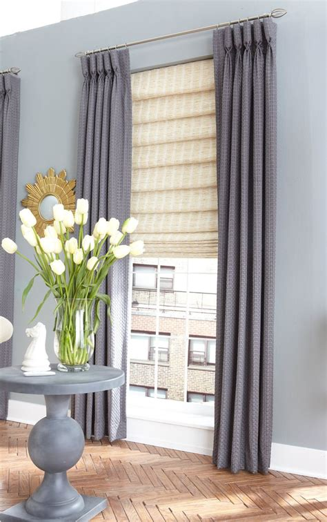 natural woven curtains 1000 ideas about woven shades on pinterest bamboo