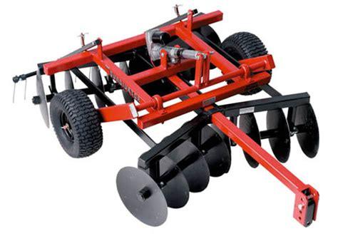 Garden Tractor Accessories Quadivator Inc The Ultimate Atv Implement The