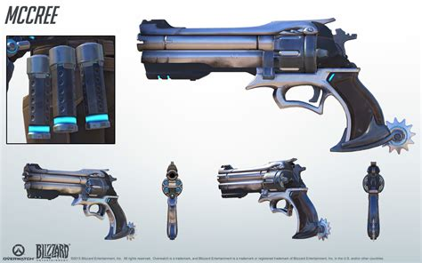 Coole Ideen 2158 by Mccree Overwatch Weapon Overwatch
