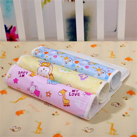 Perlak By Bayi Shop matras perlak kasur bayi waterproof newborn 68 x 50 cm
