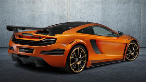 Mansory Mclaren Mp4 12c Car Tuning