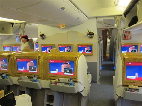 emirates business class 777 is emirates 777 business class fully flat one mile at a