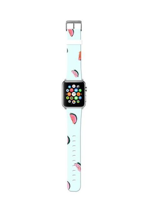 light blue apple watch band watermelon light blue apple watch strap band 38 42 mm