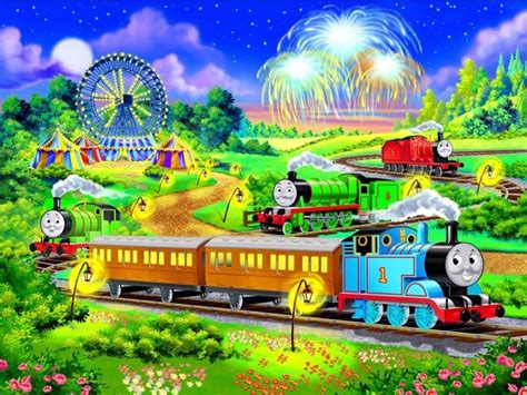 wallpaper engine cards thomas the train wallpaper wallpapersafari
