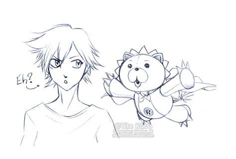 Washu Sketches by Tatsuki And Kon Sketch By Washu M On Deviantart