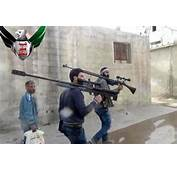 WWII Weapons In The Syrian Civil War  Firearm BlogThe