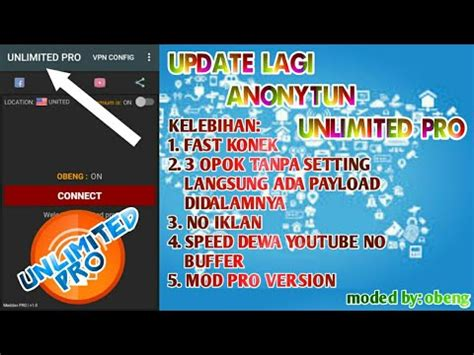 stting unlimitid pro bug youthmax 3 opok anonytun unlimited pro apk payload setting 3