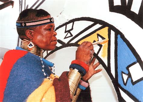african tribal house music ndebele house painting south africa