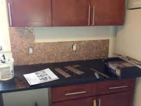 Ceramic Kitchen Backsplash by Ceramic Tile Kitchen Backsplash Demarest Nj
