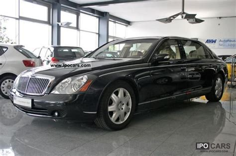 how to learn about cars 2004 maybach 62 lane departure warning 2004 maybach 62 1 hand german car car photo and specs