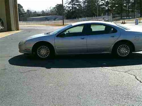 how make cars 2002 chrysler concorde electronic throttle control find used 2002 chrysler concorde lxi sedan 4 door 3 5l in jackson georgia united states