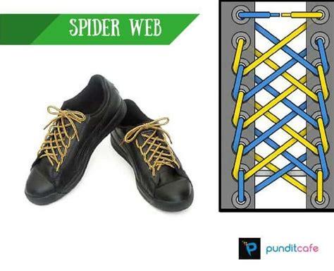 tutorial ikat sepatu bintang 44 cara mengikat model tali sepatu yang keren unik dan