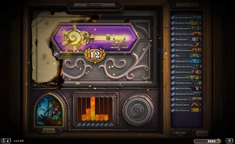 shaman arena deck hướng dẫn to 224 n tập về arena mode trong hearthstone