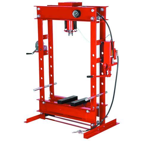shop bench press 50 ton hydraulic shop press