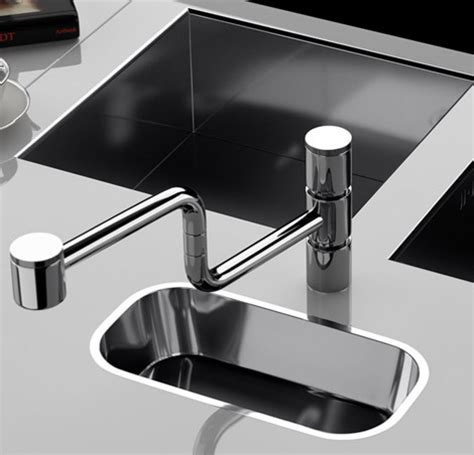 Cisal Faucet by Kitchen Faucet From Cisal The Faucet