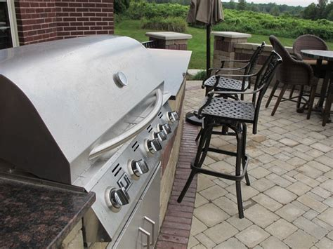 featured project built in grill