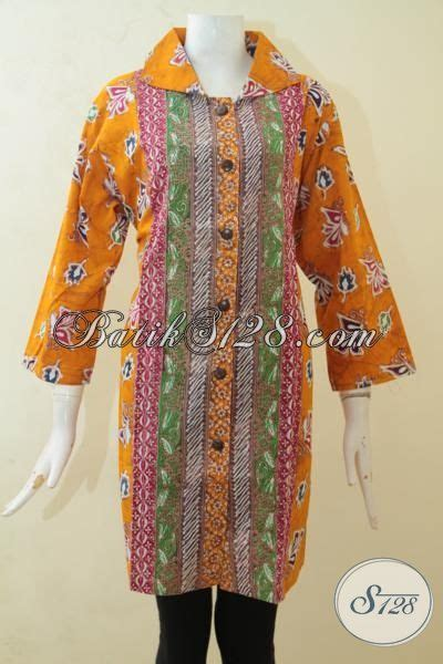 Gamis Batik Cap Jumbo batik blus jumbo motif terkini yang fashionable batik cap