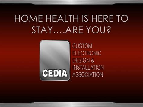 home health tech is here to stay are you 2011