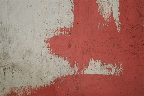 grunge wall painting textures dirty wall with red paint textures for photoshop free