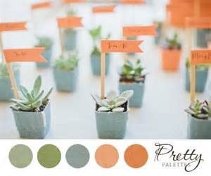 pretty wedding colors pretty wedding color palette 20