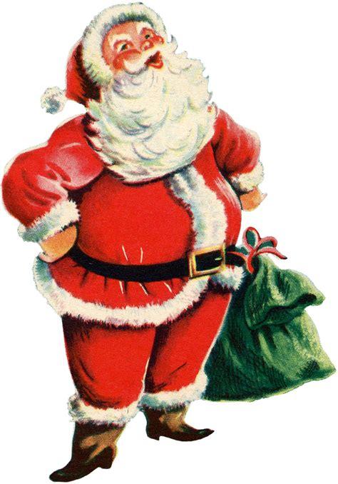 retro christmas images