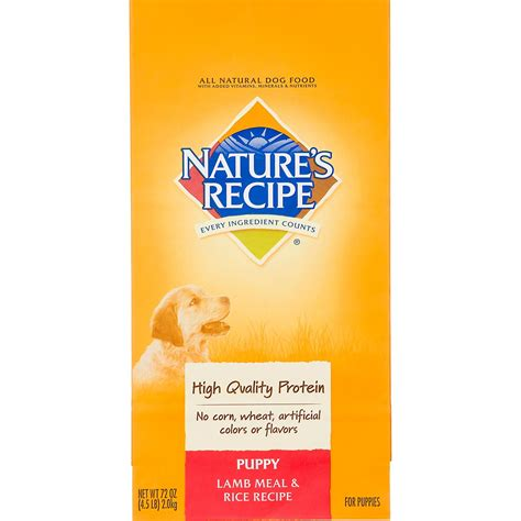 nature s recipe puppy food review 4health food reviews and recalls in 2018 4health puppy food review