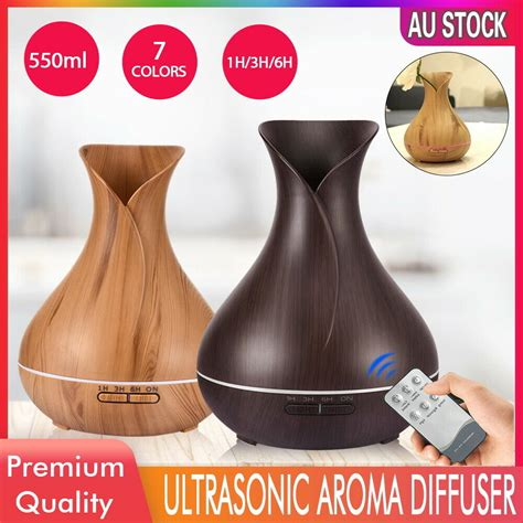 aromatherapy diffuser aroma essential oil ultrasonic air