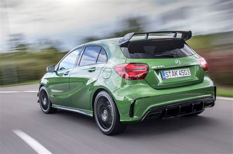 what does amg stand for in mercedes a glimpse of the 2016 mercedes amg a45 4matic