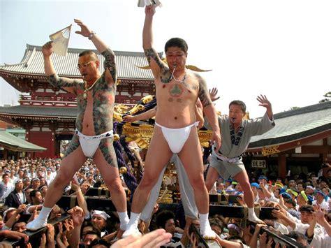 yakuza tattoo design sanja matsuri in asakusa tokyo it