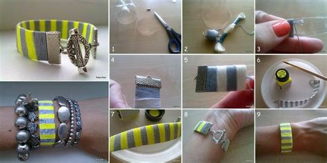 DIY Plastic Bottle Neon Bracelet DIY Projects   UsefulDIY.com