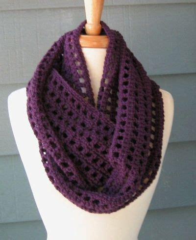 Crochet Infinity Scarf Beginner Infinity Scarf Patterns To Crochet Free Crochet Patterns