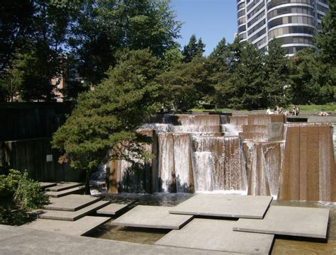 modern water fountain japanese style water features urban and modern